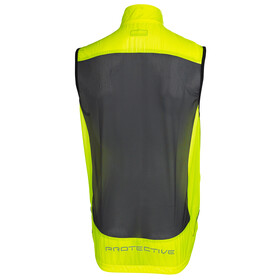Protective Mistral Vest Men safety yellow
